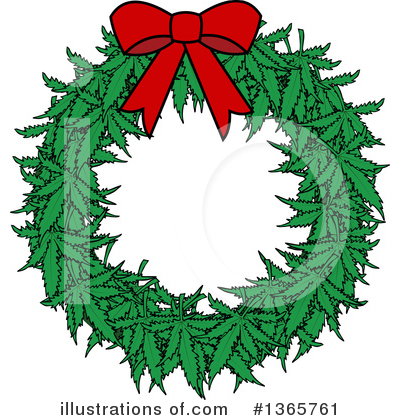 Marijuana Clipart #1365761 by djart