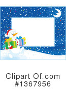 Christmas Clipart #1367956 by Alex Bannykh