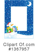 Christmas Clipart #1367957 by Alex Bannykh