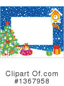 Christmas Clipart #1367958 by Alex Bannykh