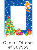 Christmas Clipart #1367959 by Alex Bannykh