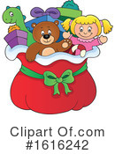 Christmas Clipart #1616242 by visekart