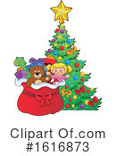 Christmas Clipart #1616873 by visekart