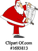 Christmas Clipart #1693813 by djart