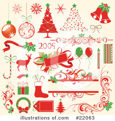Christmas Clipart #22063 by OnFocusMedia