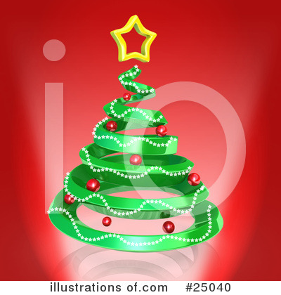 Christmas Clipart #25040 by 3poD