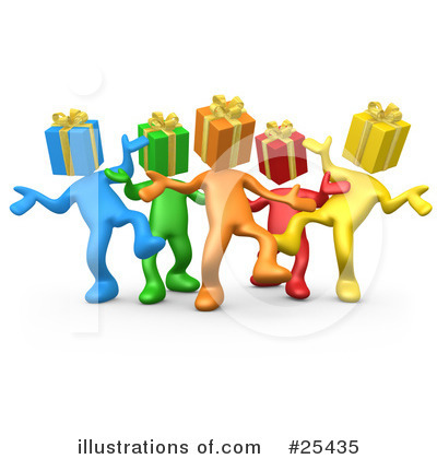 Christmas Clipart #25435 by 3poD