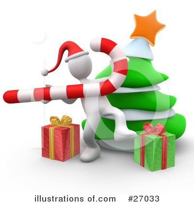 Christmas Clipart #27033 by 3poD