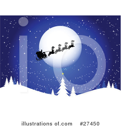 Christmas Clipart #27450 by KJ Pargeter