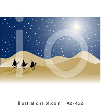 Nativity Clipart #27452 by KJ Pargeter