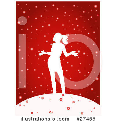 Christmas Background Clipart #27455 by KJ Pargeter