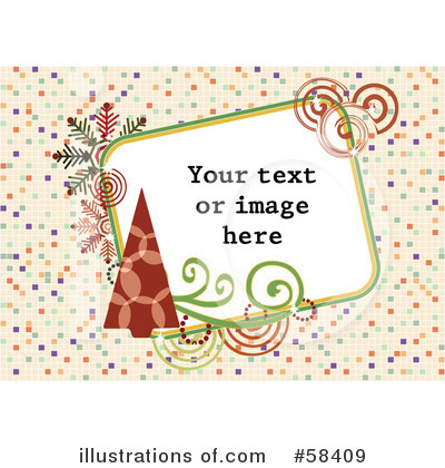 Christmas Clipart #58409 by MilsiArt