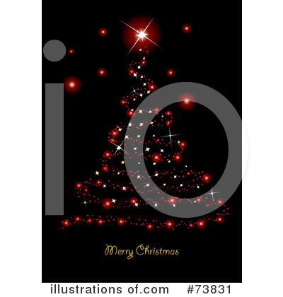 Christmas Greeting Clipart #73831 by MilsiArt
