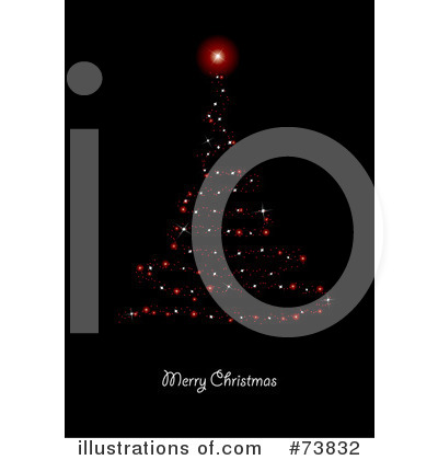 Christmas Greeting Clipart #73832 by MilsiArt