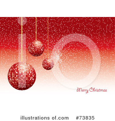 Christmas Greeting Clipart #73835 by MilsiArt