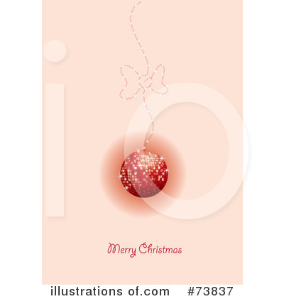 Christmas Greeting Clipart #73837 by MilsiArt