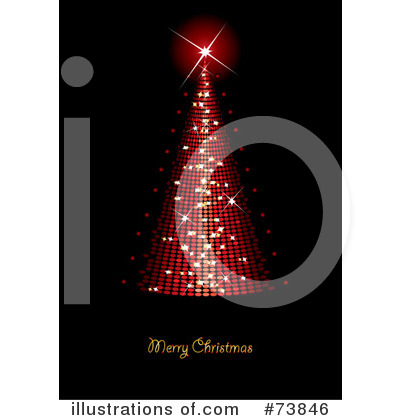 Christmas Greeting Clipart #73846 by MilsiArt