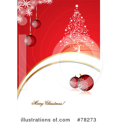 Christmas Greeting Clipart #78273 by MilsiArt