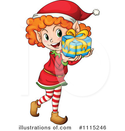 Christmas Clipart #1115246 by Graphics RF