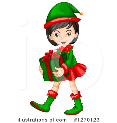 Christmas Clipart #1270123 by Graphics RF
