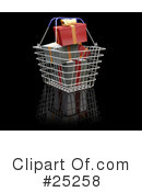 Christmas Shopping Clipart #25258 by KJ Pargeter