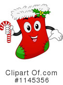 Christmas Stocking Clipart #1145356 by BNP Design Studio