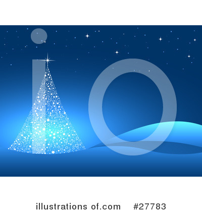 Christmas Tree Clipart #27783 by KJ Pargeter