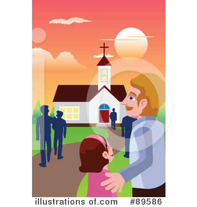 Church Clipart 89586 Illustration By Mayawizard101