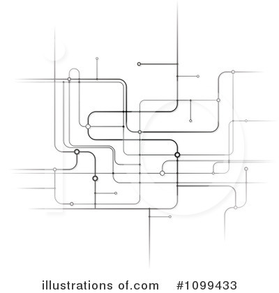 Circuit Clipart #1099433 by dero