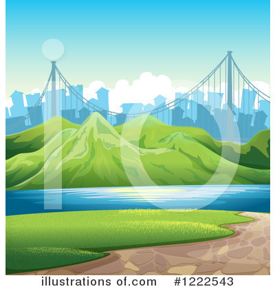 Urban Clipart #1222543 by Graphics RF