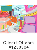 City Clipart #1298904 by BNP Design Studio