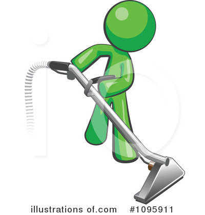 Cleaning Clipart #1095911 by Leo Blanchette
