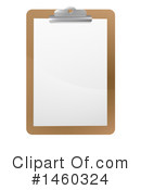 Clipboard Clipart #1460324 by AtStockIllustration