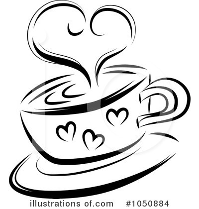 Coffee Clipart 1050884 Illustration by MilsiArt