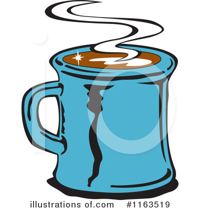 Coffee Clipart #1163519 by Andy Nortnik