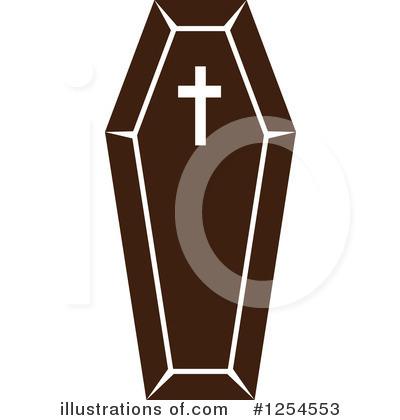 coffin clipart #1254553 - illustrationvector tradition sm