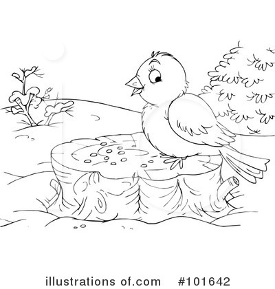 coloring page clipart 101642 illustration by alex bannykh royalty free