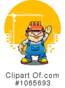 Construction Clipart #1065693 by Vector Tradition SM