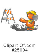 Construction Clipart #25094 by Leo Blanchette