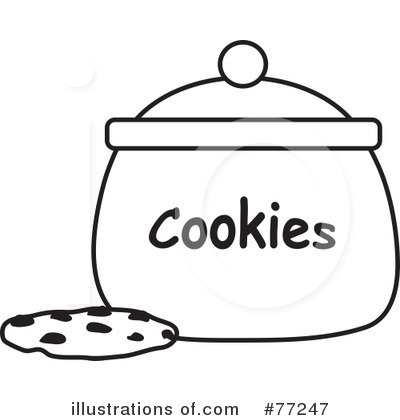 Cookie Jar Clipart #77247 by Rosie Piter