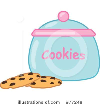 Cookie Jar Clipart #77248 by Rosie Piter