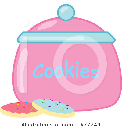 Cookie Jar Clipart #77249 by Rosie Piter