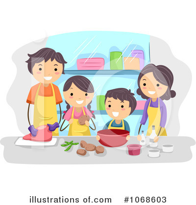Family Clipart #1068603 by BNP Design Studio