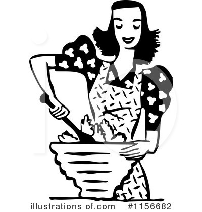 Woman Clipart #1156682 by BestVector