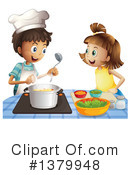 Cooking Clipart #1379948 by Graphics RF