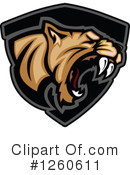 Cougar Clipart #1260611 by Chromaco