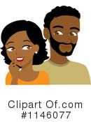 Couple Clipart #1146077 by Rosie Piter
