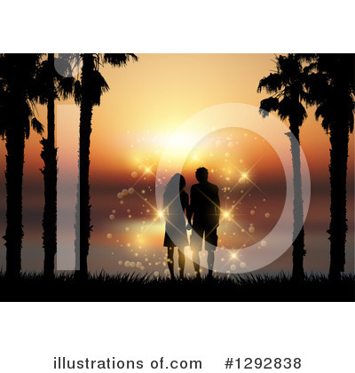 Honeymoon Clipart #1292838 by KJ Pargeter