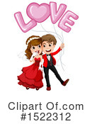 Couple Clipart #1522312 by Graphics RF