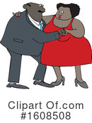 Couple Clipart #1608508 by djart